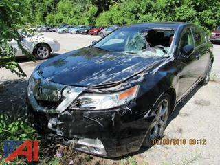 **Lot Updated, starts and runs** 2011 Acura TL 4 Door