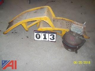 Metal Car Ramps