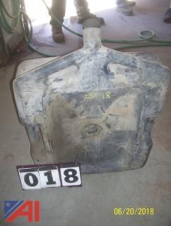 Chilton Oil Drain Pan