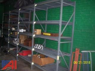 Lot of Bus Parts and Shelves
