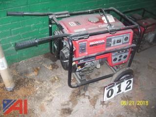 Honda EB5000 Generator