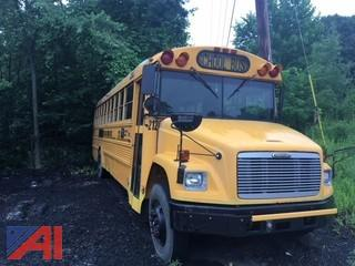 #212 2002 Freightliner FS65 Thomas School Bus
