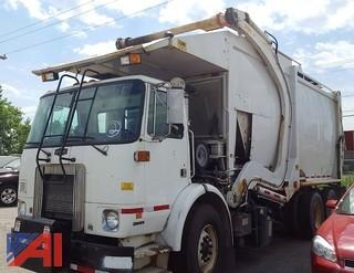 2004 Autocar WX Xpeditor 6x4 Packer/Garbage Truck