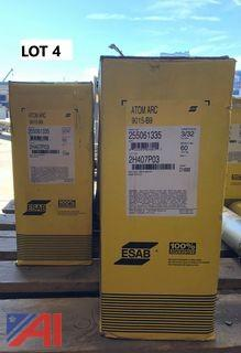Esab Atom Arc Welding Rods