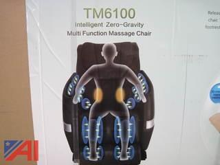 Intelligent Zero Gravity Massage Chair