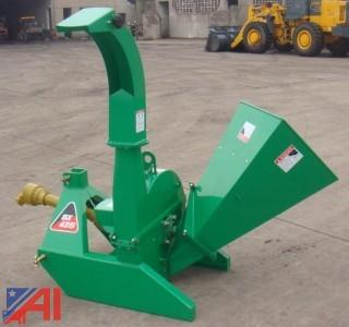 "4"" PTO Wood Chipper"