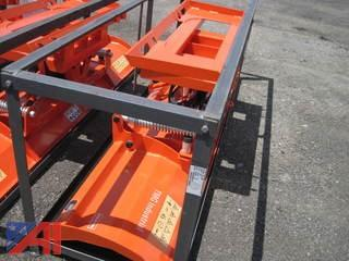"Hydraulic 94"" Skid Steer Attachment"