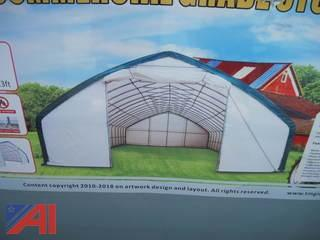 30' x 70' Commercial Grade Storage Shelter