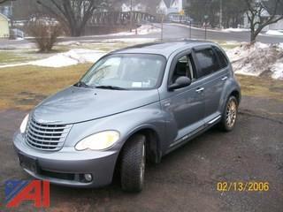 2008 Chrysler PT Cruiser 4 Door