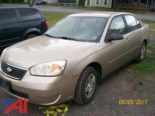 2007 Chevrolet Malibu 4 Door