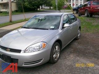 2008 Chevrolet Impala 4 Door