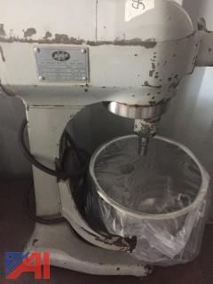 Hobart A200 Mixer 20 Qt
