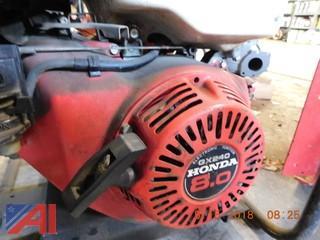 """Gas Powered Homelite 3"""" Trash Pump"""