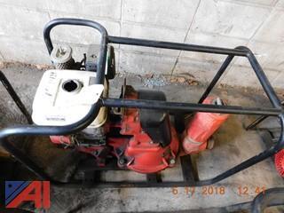 "Homelite/Honda 3""Mudsucker Diaphragm, HDP01"