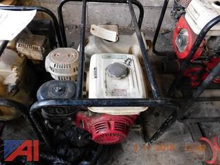 "Honda 3"" Trash Pump, WT30X"