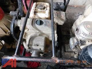 "Honda 12"" Trash Pump, WT20X"