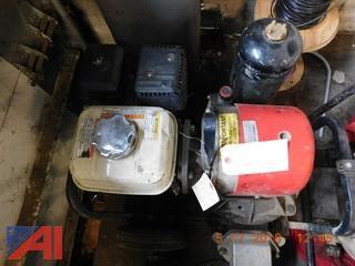 Honda Mud Sucker, WDP30X-GX120 Diaphragm