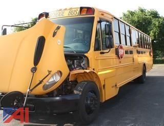 2011 Thomas C-2 School Bus with Wheelchair Lift