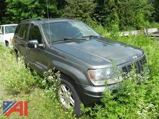 2004 Jeep Grand Cherokee Columbia SUV