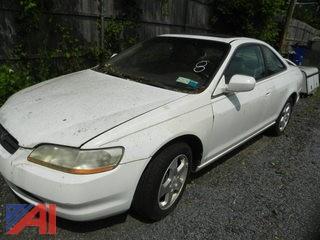 2000 Honda Accord EX 2 DRSD