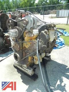 3208 Caterpillar Engine