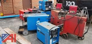 (9) Welding Machines