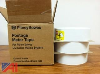 Pitney Bowes Self-Adhesive Postage Tape