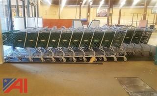 (24) Shopping Carts