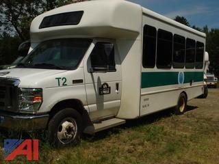 2009 Ford E450 Bus