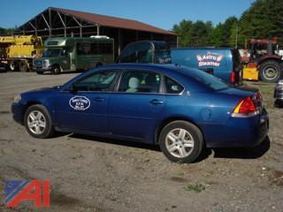2006 Chevrolet Impala 4 Door