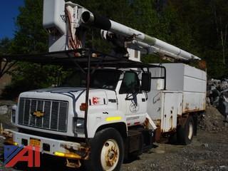 1992 Kodiak 7000 Boom Truck