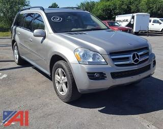 2008 Mercedes-Benz GL450 4 Door
