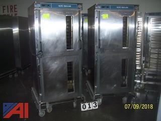 (2) Alto Shaam 20.20MW Food Warmers