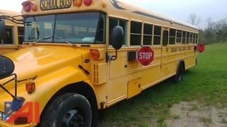 2006 Bluebird Vision School Bus