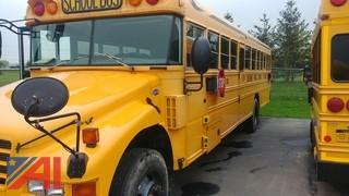 2007 Bluebird Vision School Bus