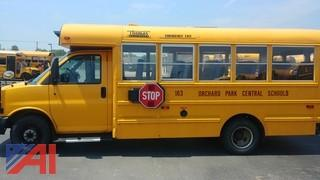 2011 Chevrolet Express School Bus