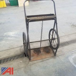 Torch Tank Cart
