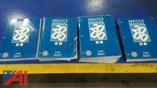 GM G-Series Service Manuals