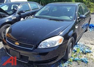 2010 Chevrolet Impala 4DSD/Police Package