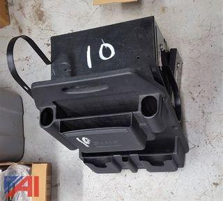 Seat Organizer & Lock Boxes