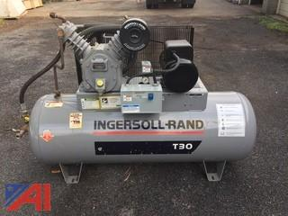 Ingersoll Rand Type-30 Reciprocating Air Compressor