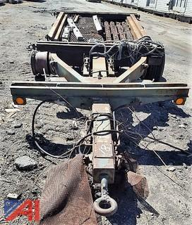 Military Utility Trailer Military Utility Trailer (Scrap Only)