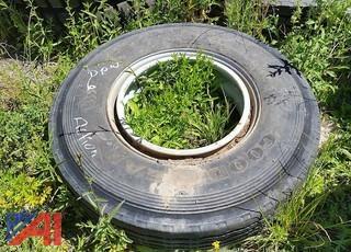 (1) Steer Tire