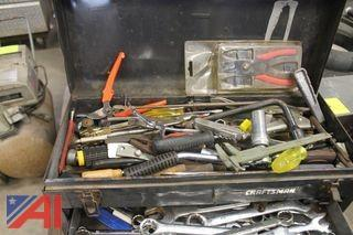 Craftsman 3-Drawer Tool Box and Contents