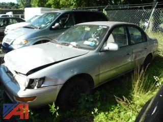 1996 Toyota Corolla 4 Door