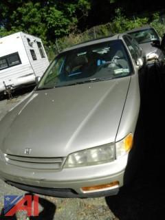 1995 Honda Accord 4 Door
