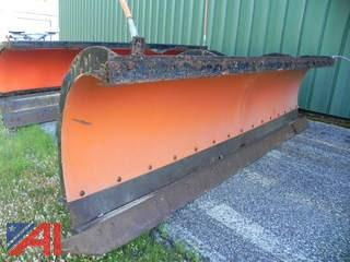 11ft Reversible Snow Plow
