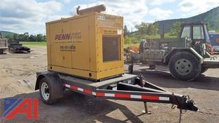 Trailer Mounted Generator