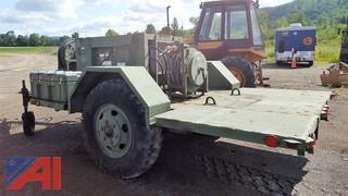 U.S. Military Hydraulic Power Supply