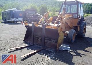 Case 580C Front End Loader